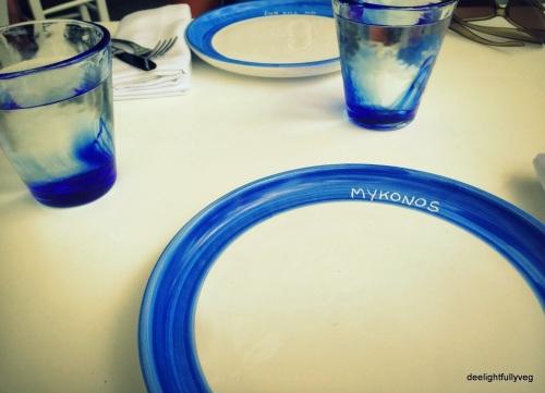 Mykonos cutlery