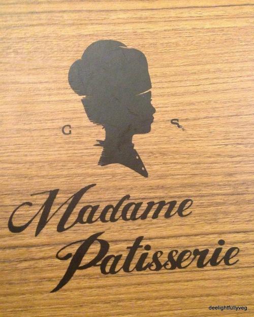 Madame Patisserie logo