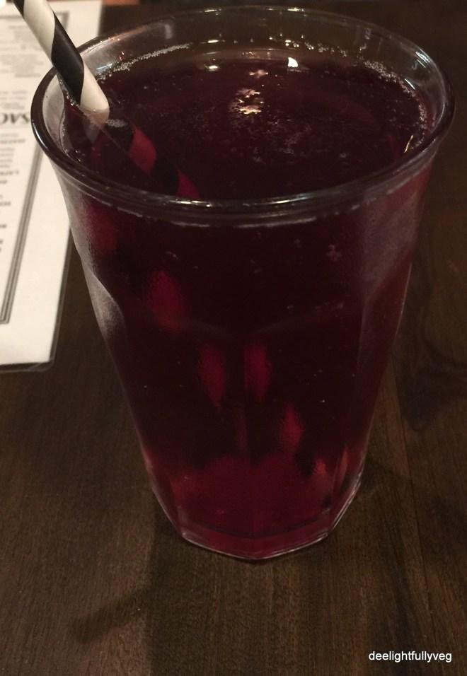 Ruby grapefruit juice