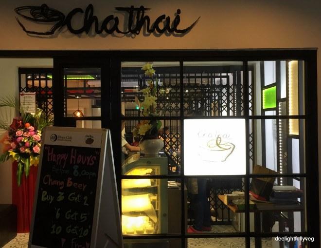 Cha thai restaurant