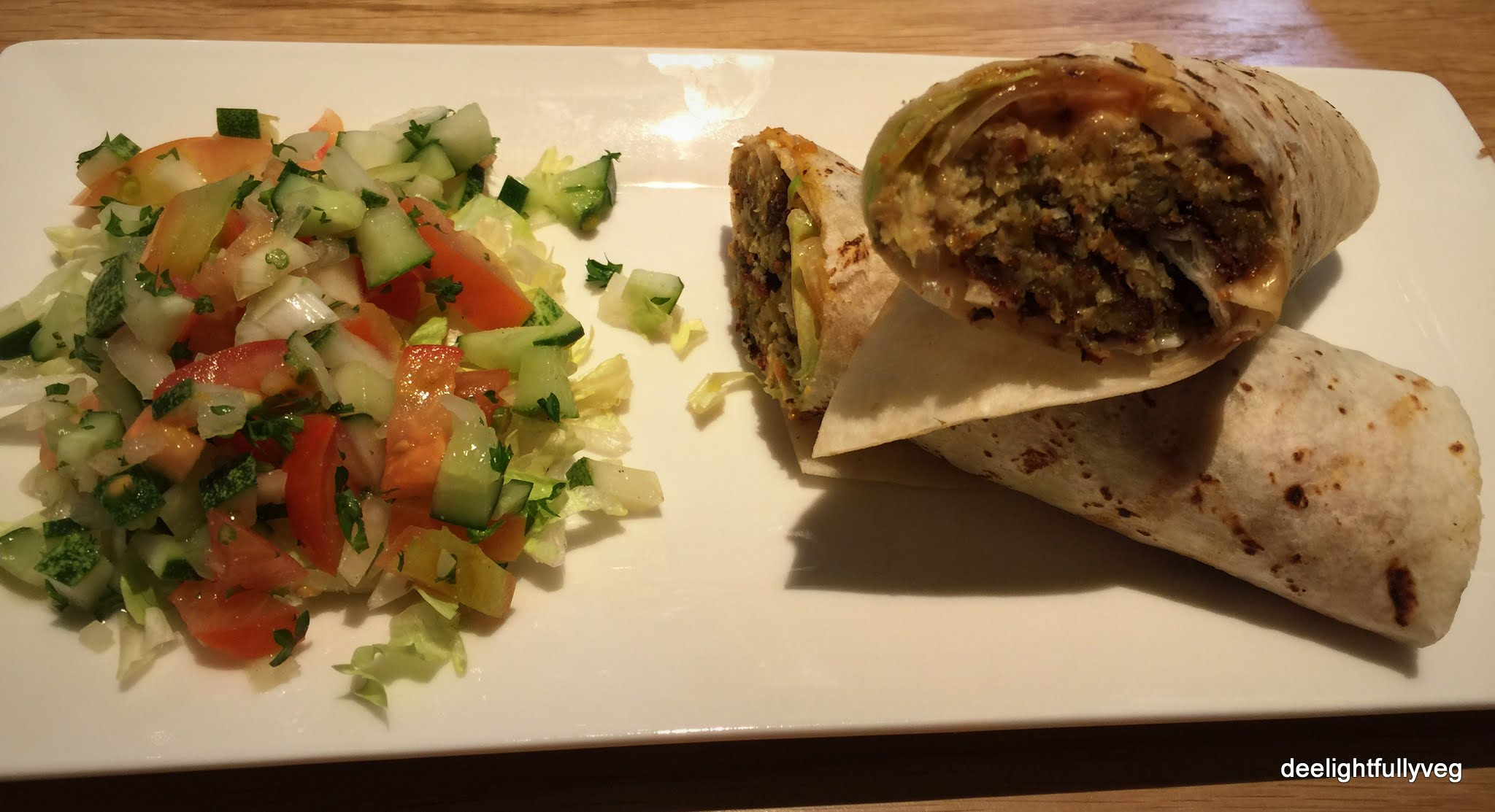 Ottoman Kebab and Grill – Bedok Mall   Deelightfully Veg