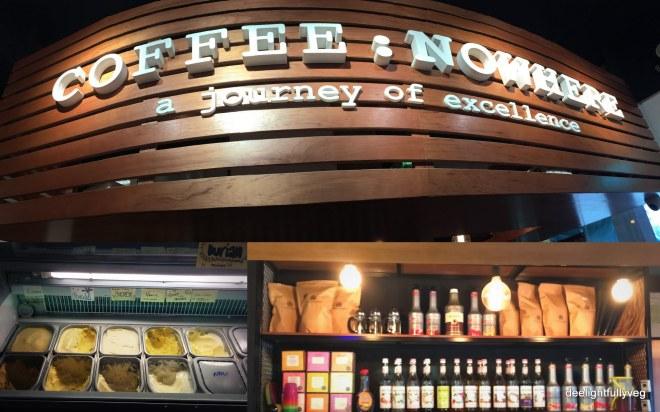 Coffee nowhere decor