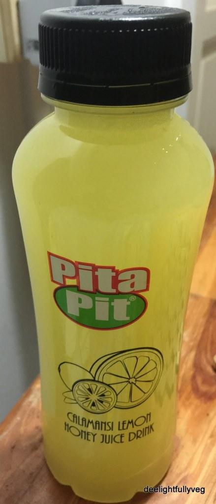 Pita Pit juice