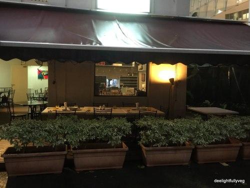 Paper crane cafe