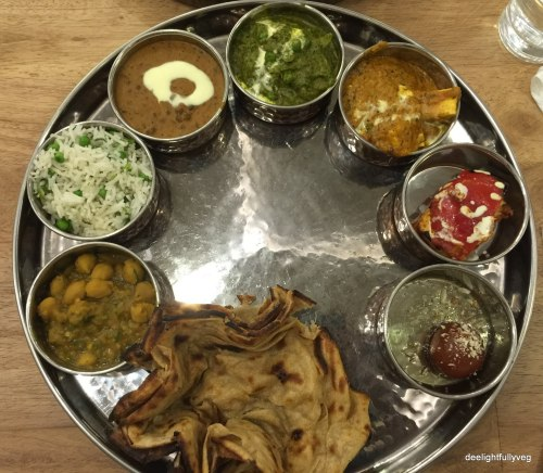 Panchtantra special thali