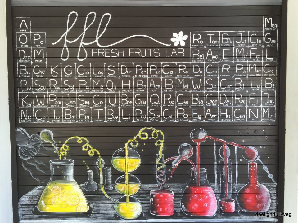 FFL periodic table