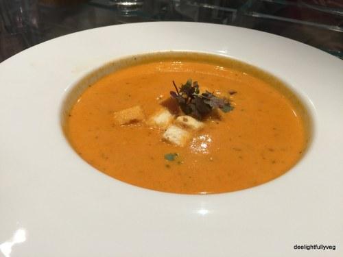 smokey tomato soup