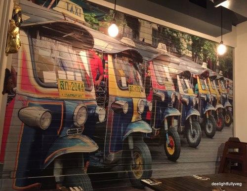 Nung Len wall art