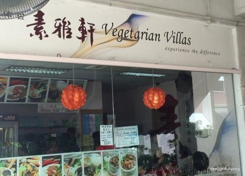Vegetarian Villas