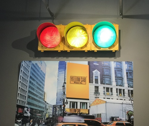 Traffic signal decor