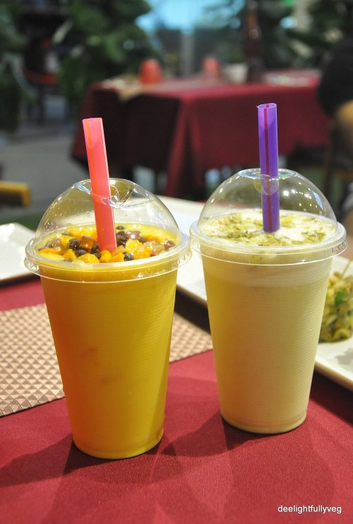 Mango Magic and Badam Tutti Frutti