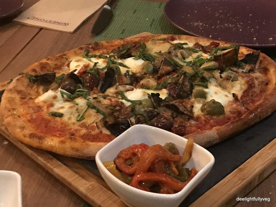 Winestone Pizza