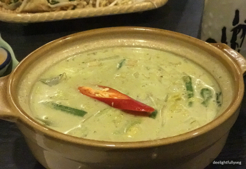 Thai Veg Green Curry
