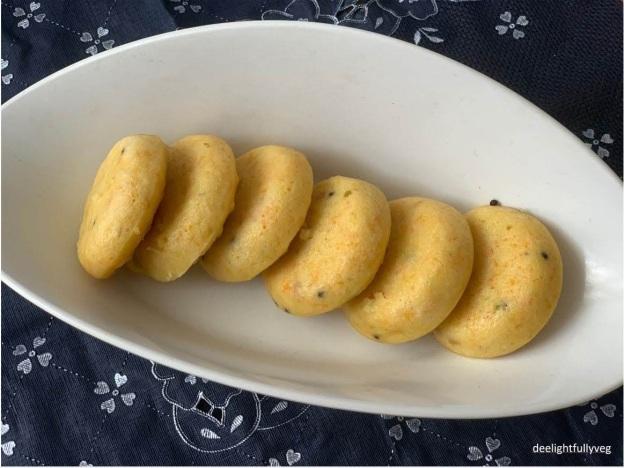 Carrot Paniyaram